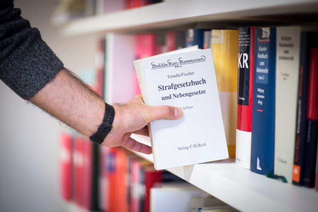 Anwalt für Strafrecht Köln