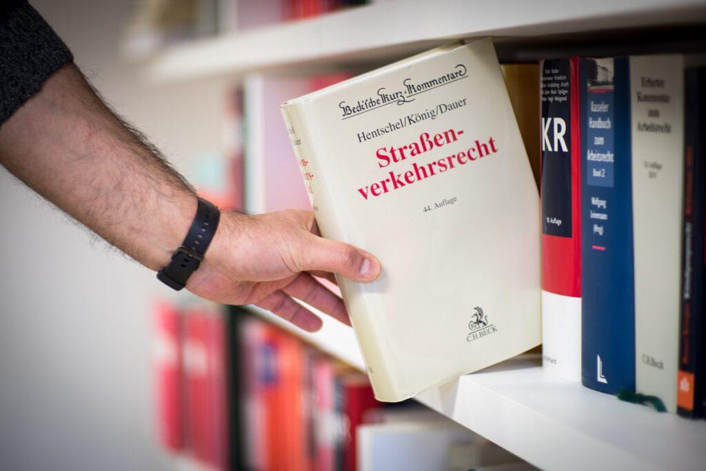 Anwalt für Verkehrsrecht Köln
